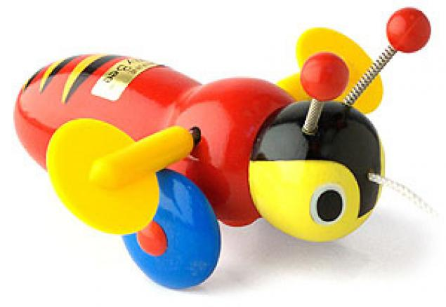 Wooden toys or plastic fantastic?